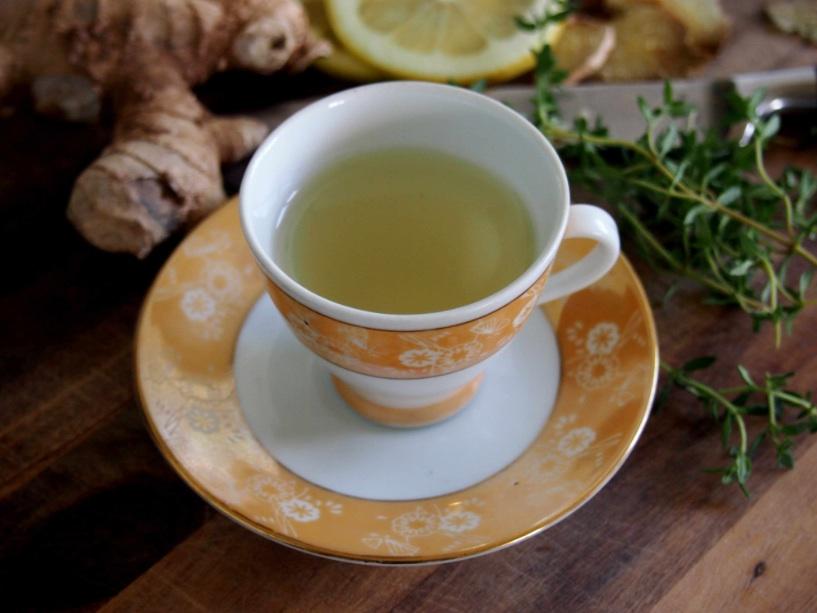 first tea 1