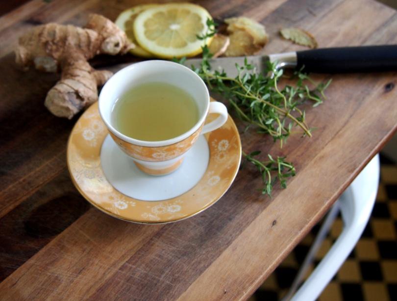 four tea