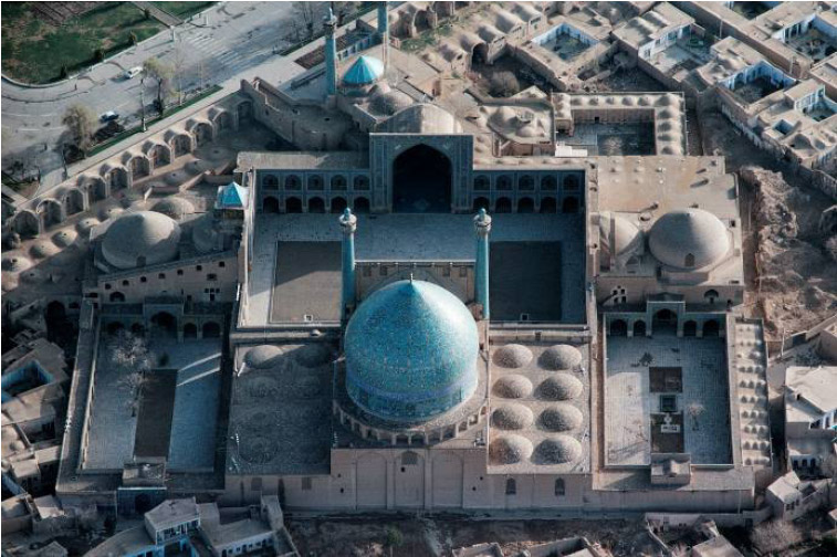 Georg-Gertster-Shah-Mosque-Esfahan-1978