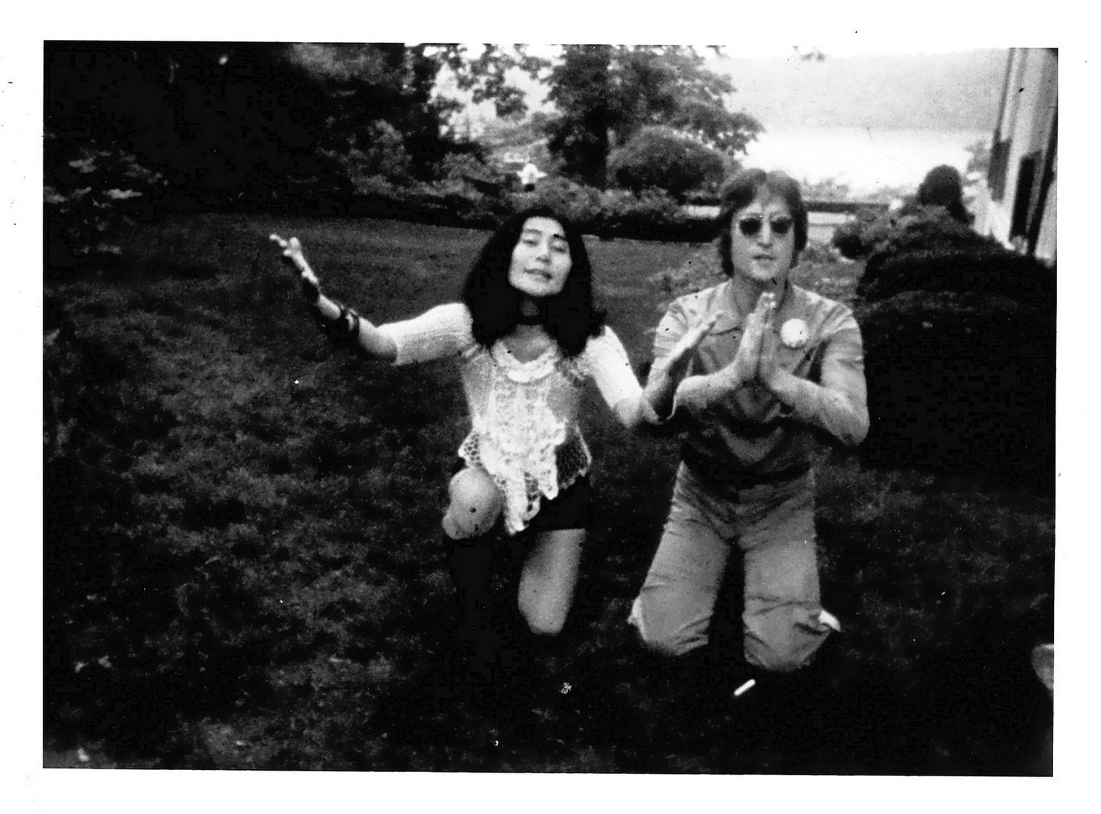 Mondays Muse Yoko Ono