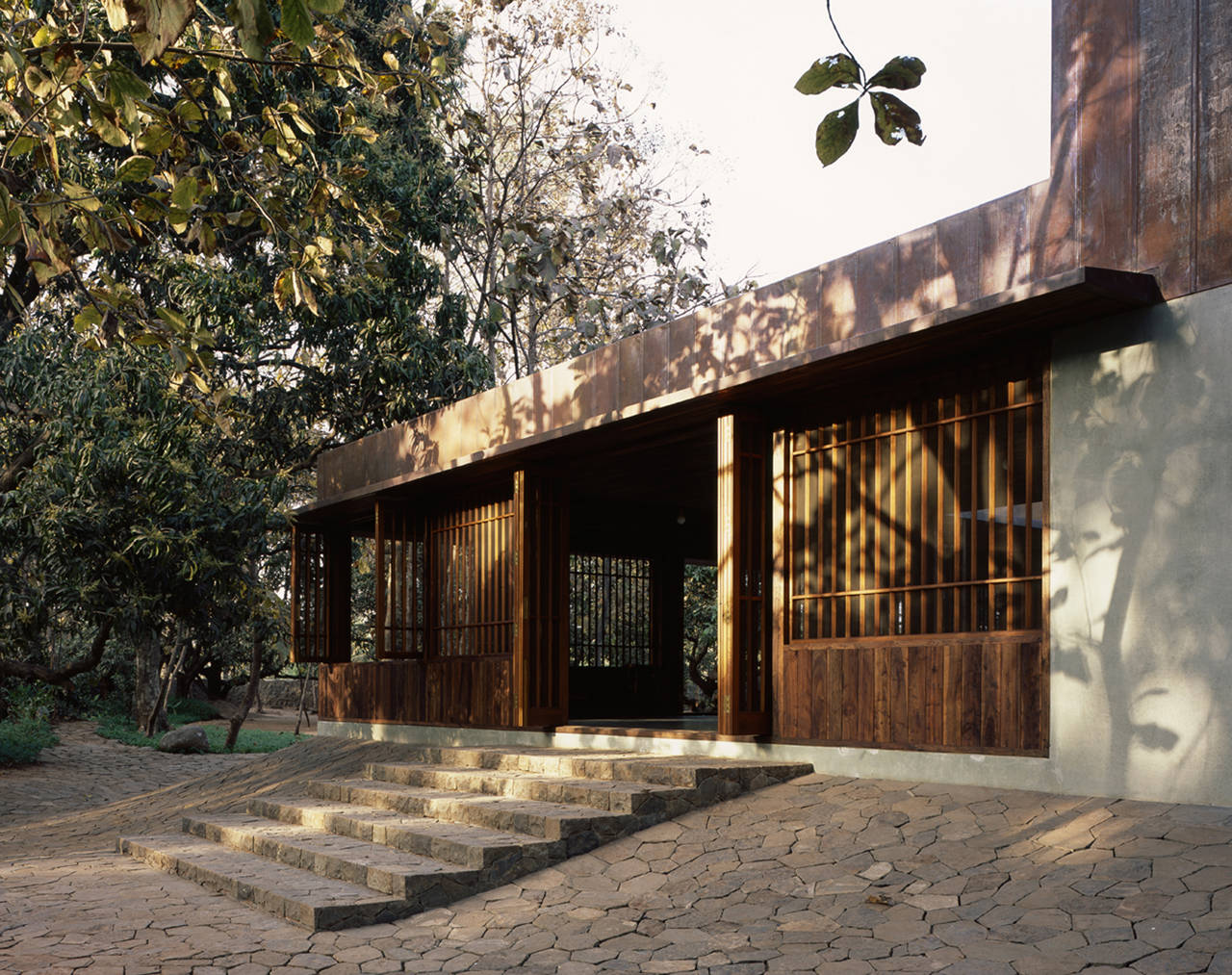 Studio Mumbai Architects Copper House Anyonegirl