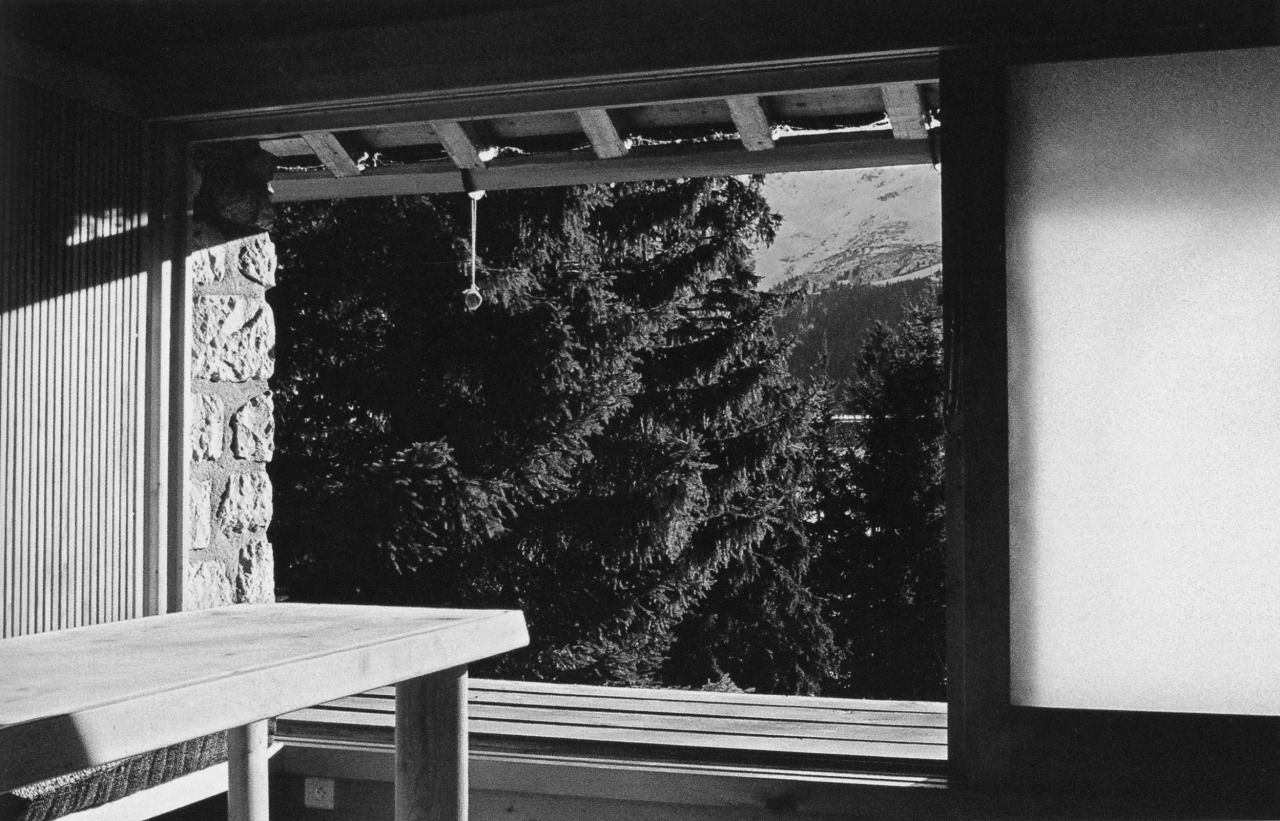 Monday s muse charlotte perriand anyonegirl - Chalet pierre meribel ...
